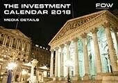 2018 investment desk calendar