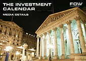 FOW 2019 investment calendar