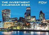 FOW 2020 investment calendar