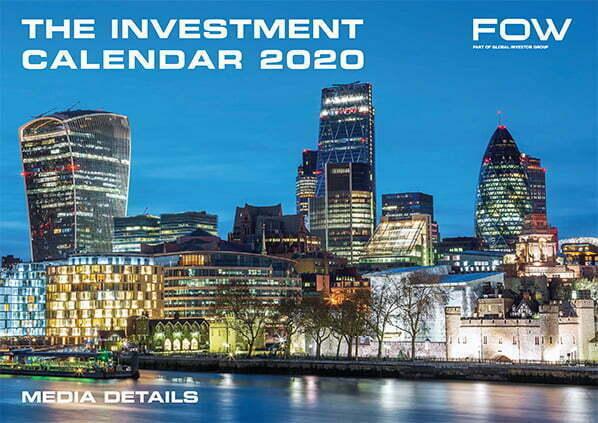 2020 investment calendar